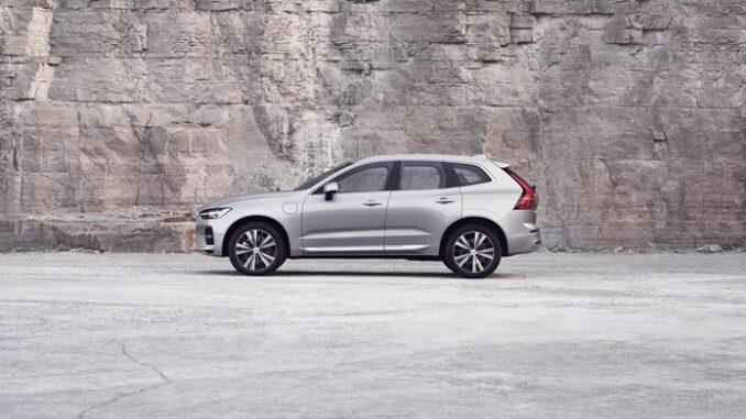 Volvo XC60 startet zu Preisen