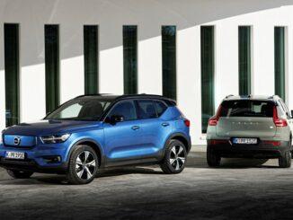 Volvo ist aktuell die führende Automobilmarke bei alternativen Antrieben